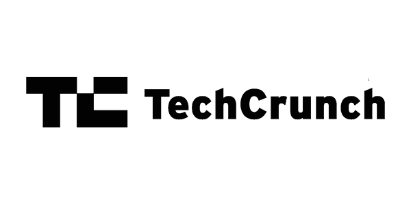 A logo for TechCrunch