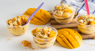 #SikapSarap Food Business Ideas: Cheesy Mango Graham