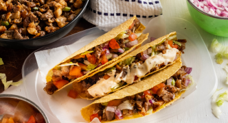 #SikapSarap Food Business Ideas: Sisig Tacos