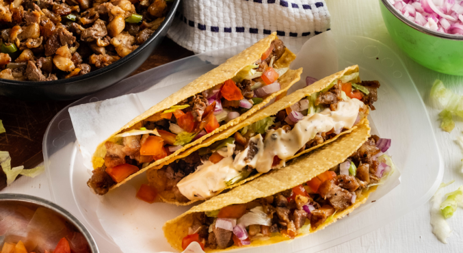 #SikapSarap Food Business Ideas: Sisig Tacos