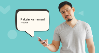 Pakain Ka Naman: Why Being Selfish During the Season of Giving is Okay!
