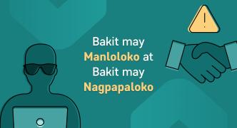 Bakit may Manloloko at Bakit may Nagpapaloko?
